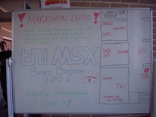 Bussum 2k6 - the Title Screen