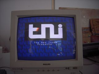 Manbow 2 - TNI screen