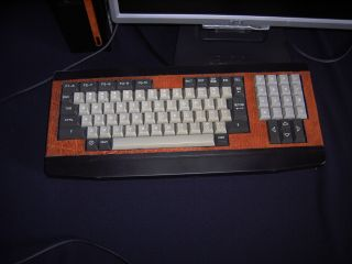 Oh yeah, it also has a keyboard