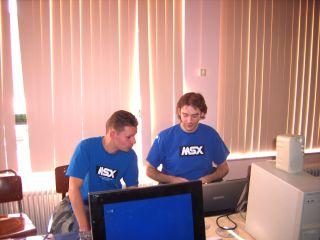 MSX is a trademark of MSX Association, Japan