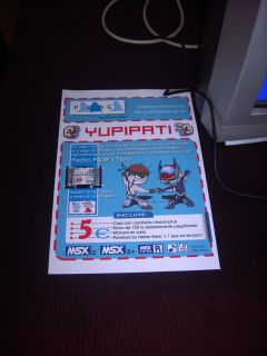 Yupipati promotional thing
