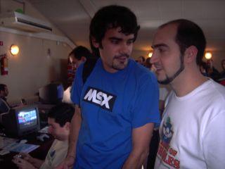Makinavaja & viejo_archivero