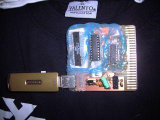 DUMAS USB prototype